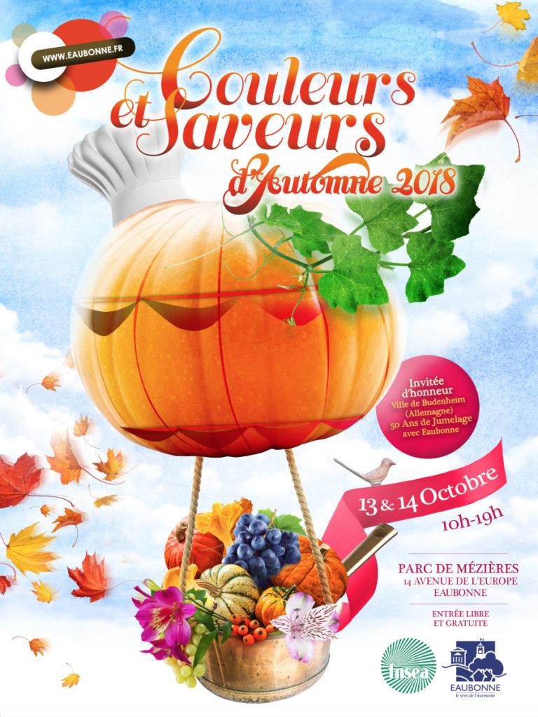 salon Couleurs et saveurs d'automne d'Eaubonne