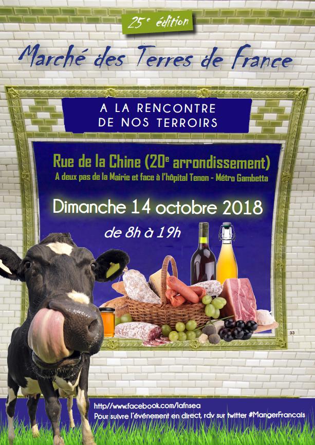 Marché des Terres de France