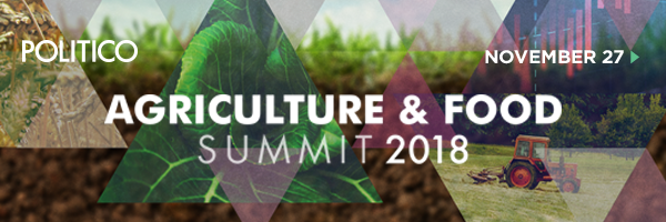 Agriculture & Food Summit 2018
