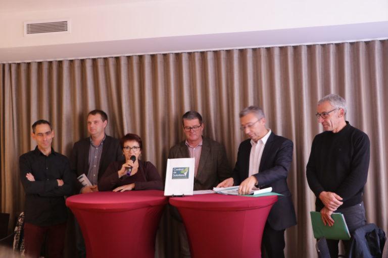 14 novembre 2018 : le Contrat de solutions célèbre sa première année d'existence