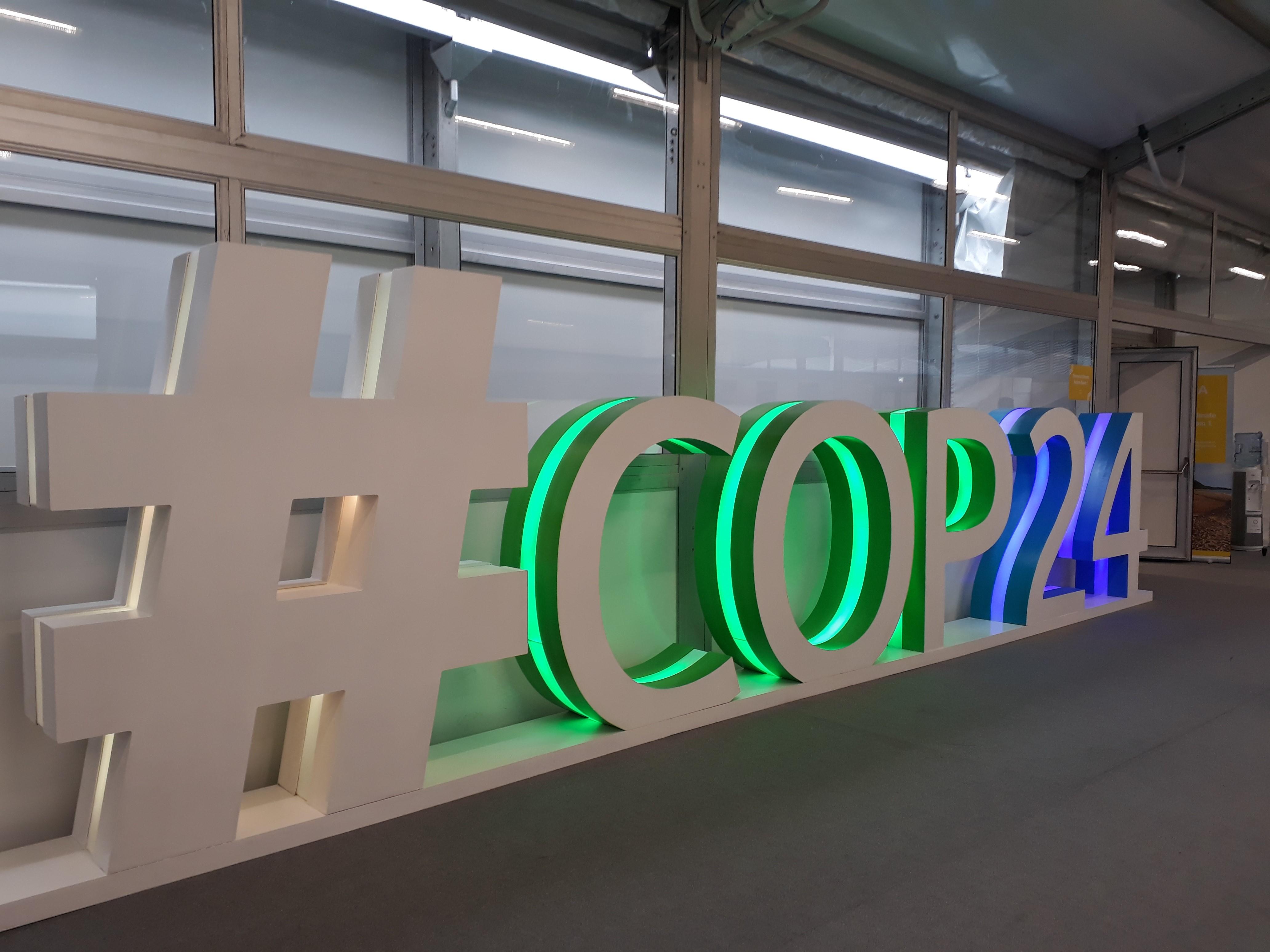 Misons sur l'agriculture à la COP24 : #OnAgit