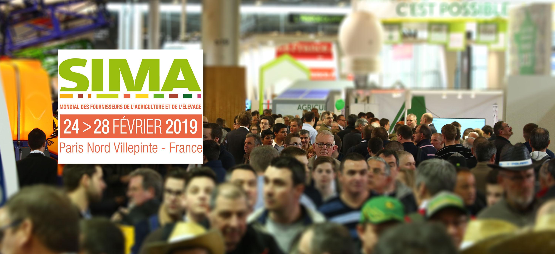 Mondial des fournisseurs de l'agriculture et de l'élevage (SIMA)