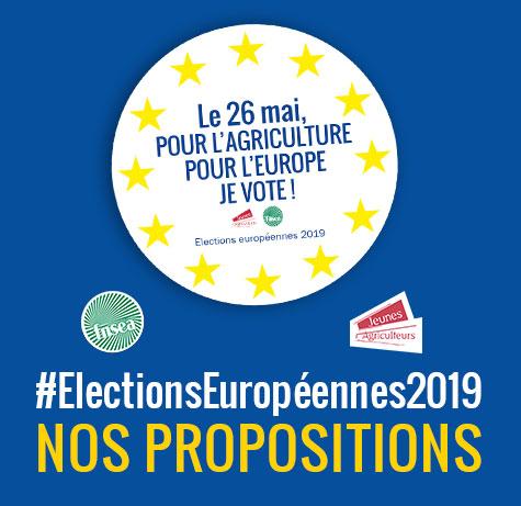 Manifeste pour l'Europe (JA et FNSEA)