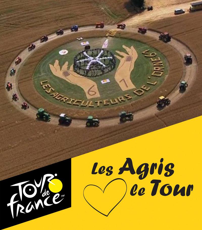 12e édition «Les Agris aiment le Tour»