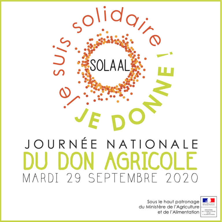 6e journée nationale du don agricole
