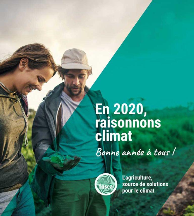 En 2020, raisonnons climat