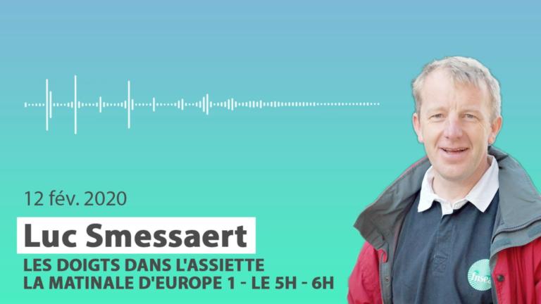 [PODCAST] Coup de fil à Luc Smessaert // Europe 1