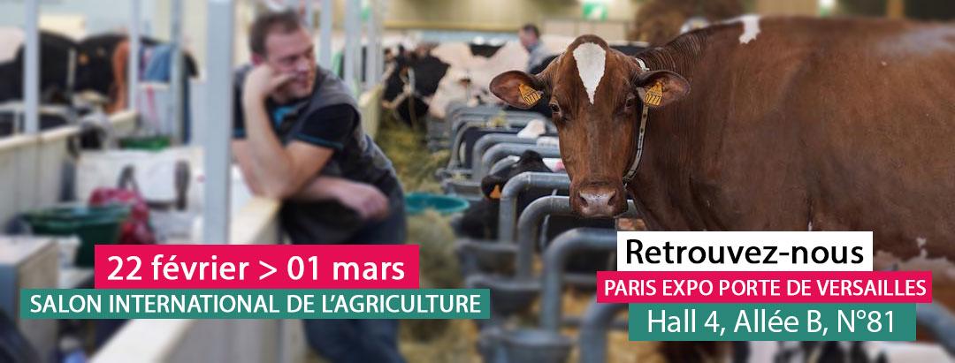 «L'agriculture vous tend les bras» au 57e Salon de l'agriculture