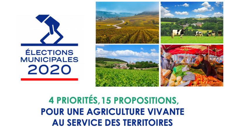 Municipales 2020 : nos priorités et propositions à destination des candidats