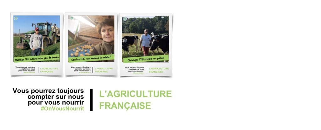 L'agriculture française : vous pourrez toujours compter sur nous pour vous nourrir !
