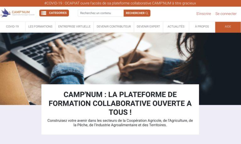 Camp'Num : nouvelle plateforme de contenus à destination des saisonniers agricoles
