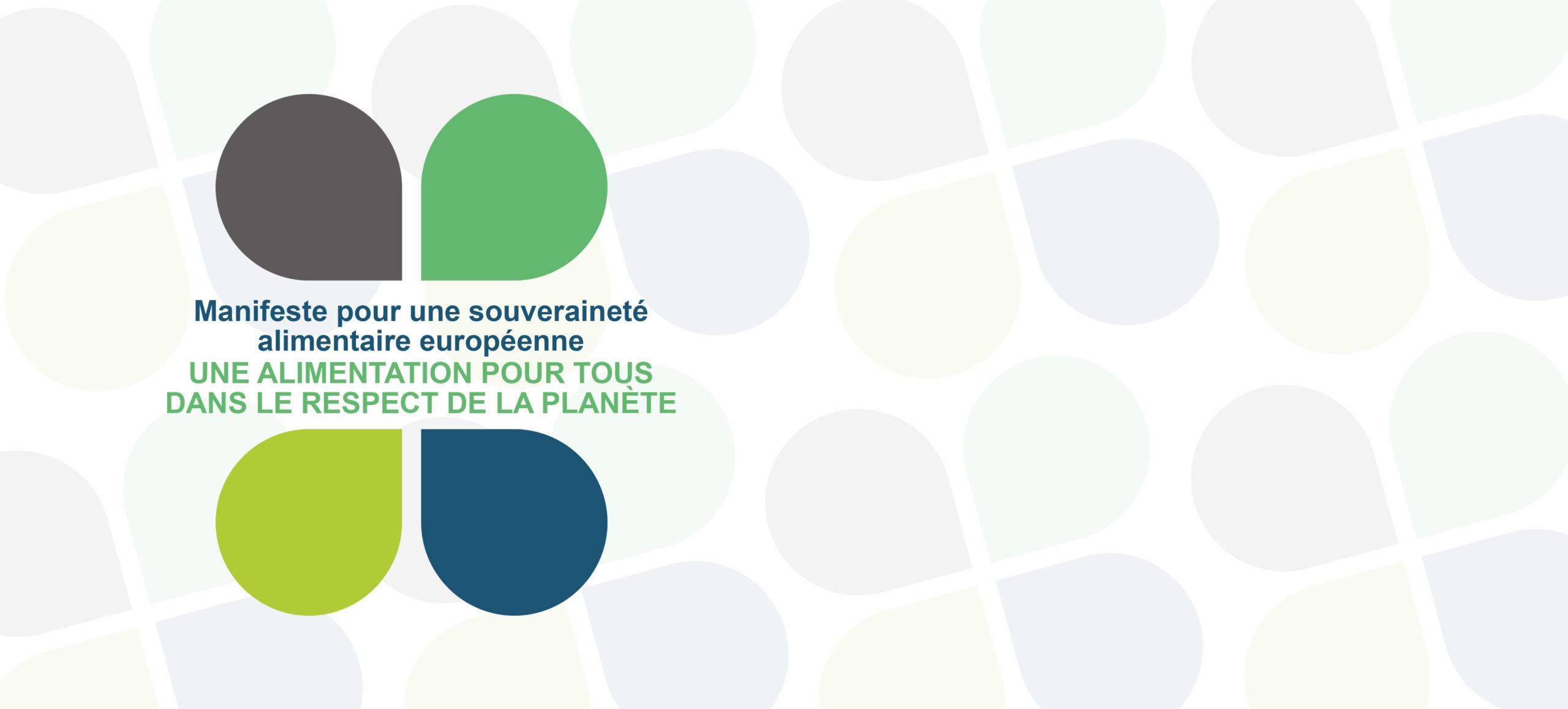 Manifeste pour une souveraineté alimentaire européenne