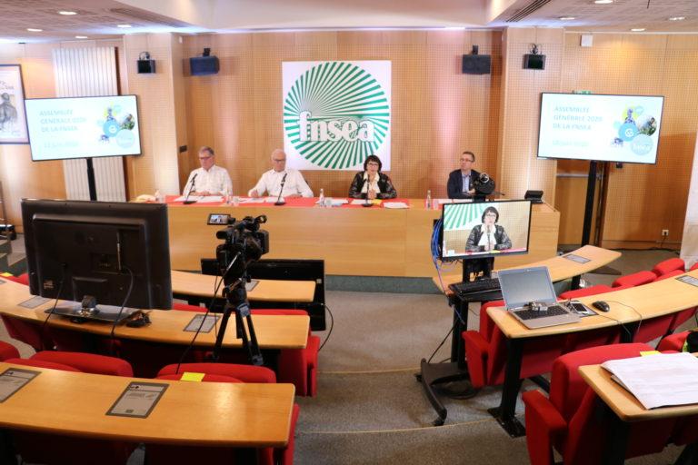 Assemblée générale 2020 FNSEA : «pour une souveraineté alimentaire et  solidaire»