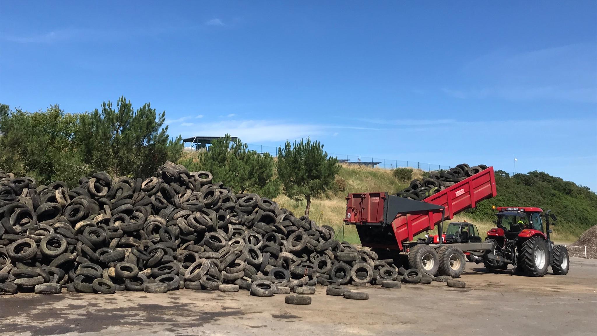 Le recyclage des pneus d'ensilage expliqué en 2 minutes