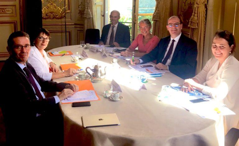 Rencontre Premier ministre : « l'agriculture sera dans le plan de relance »