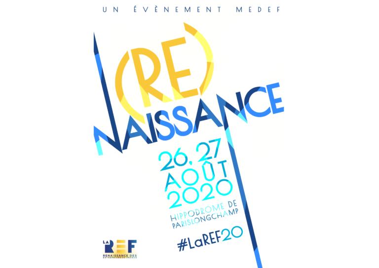 Les services envionnementaux d'Epiterre à #laRef20 du MEDEF