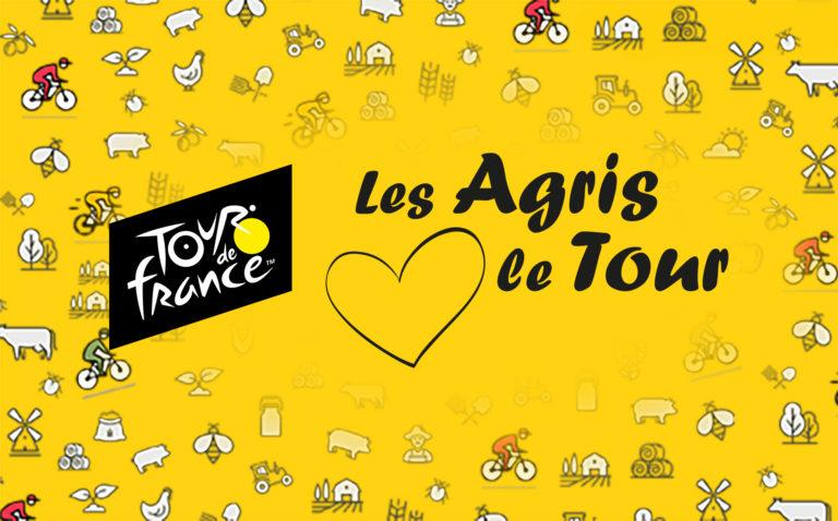 Nouvelle édition du jeu concours «Les Agris aiment le Tour»