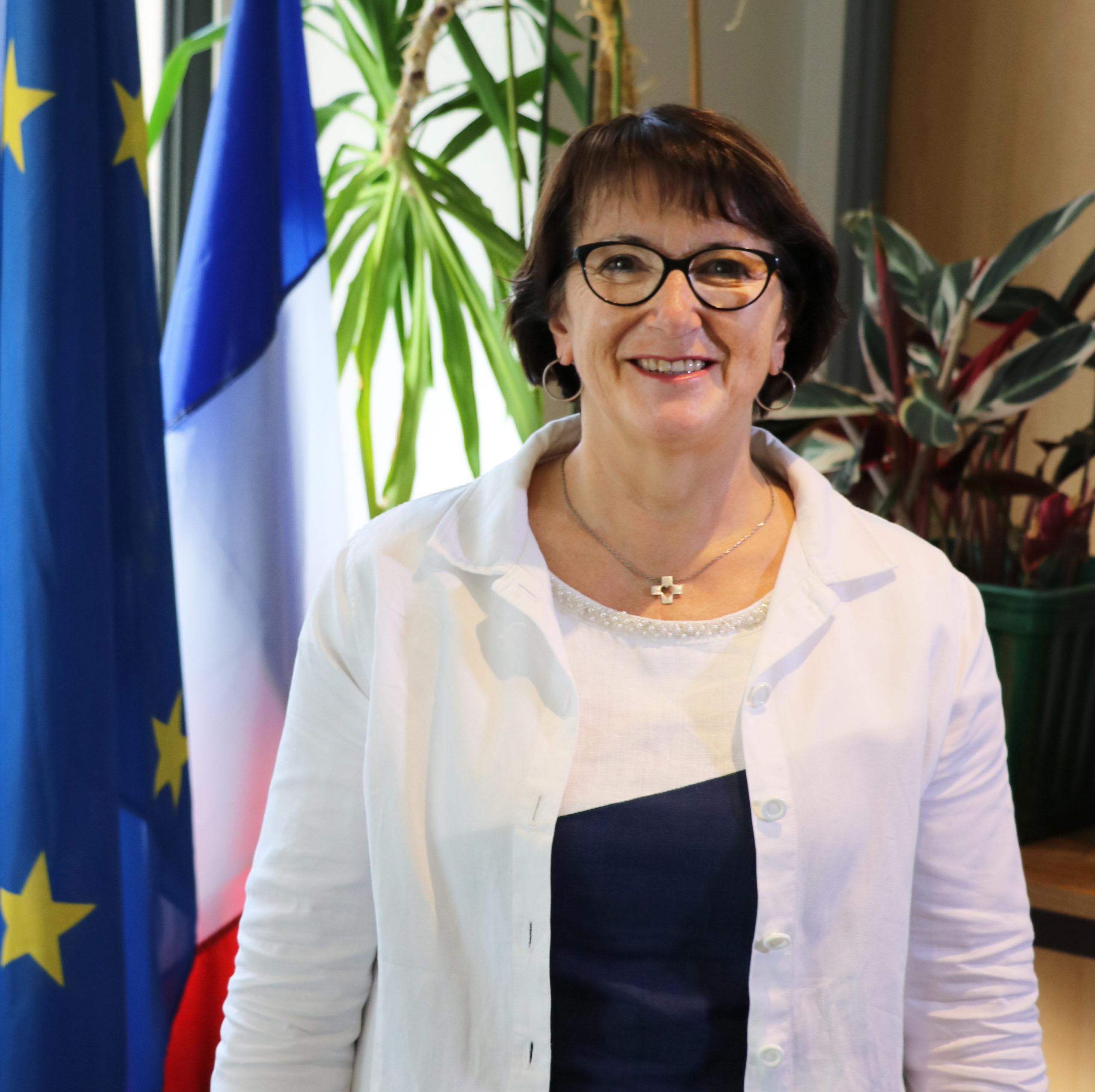 Christiane Lambert, élue présidente du COPA