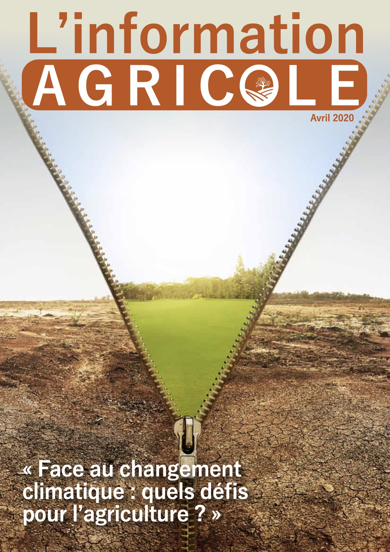 L'Information Agricole – Mars 2020