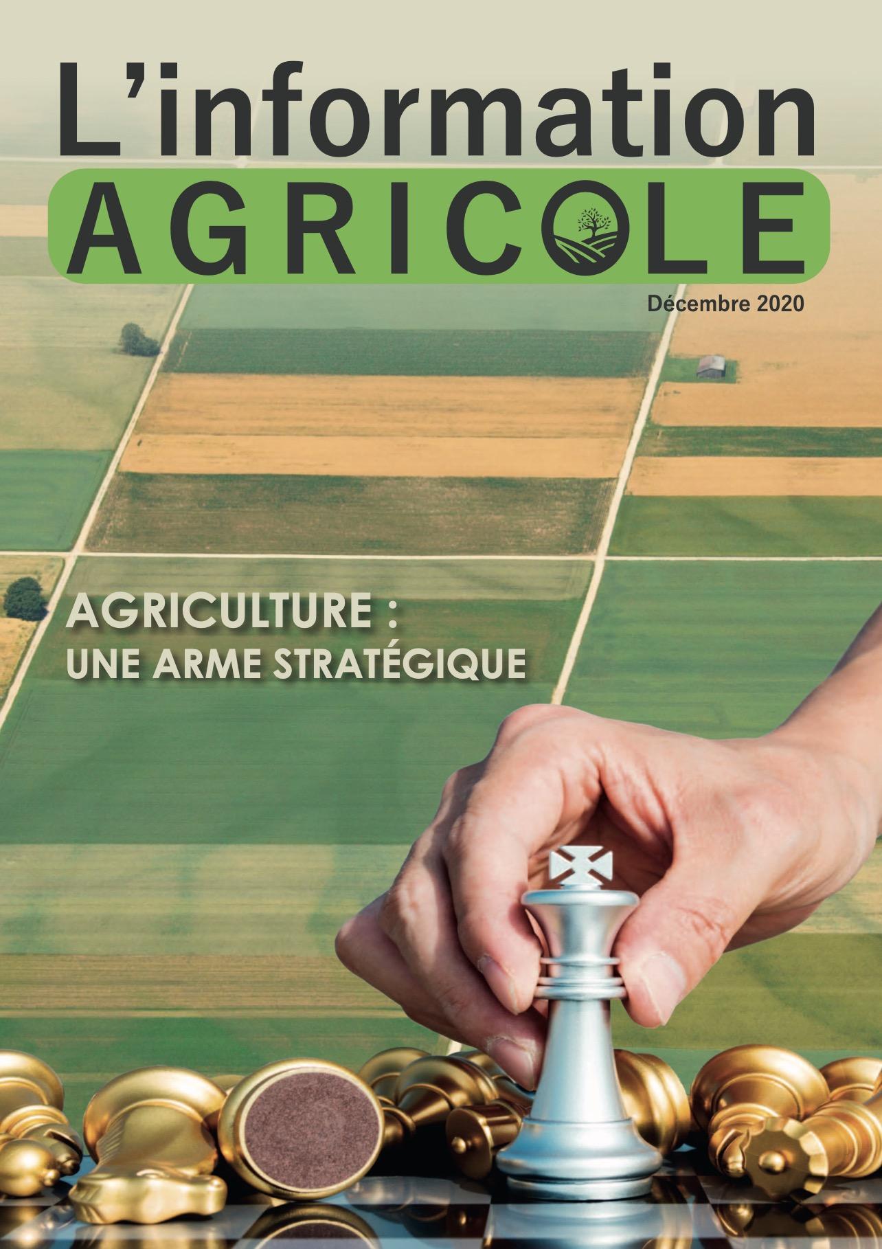 L'Information Agricole – Décembre 2020