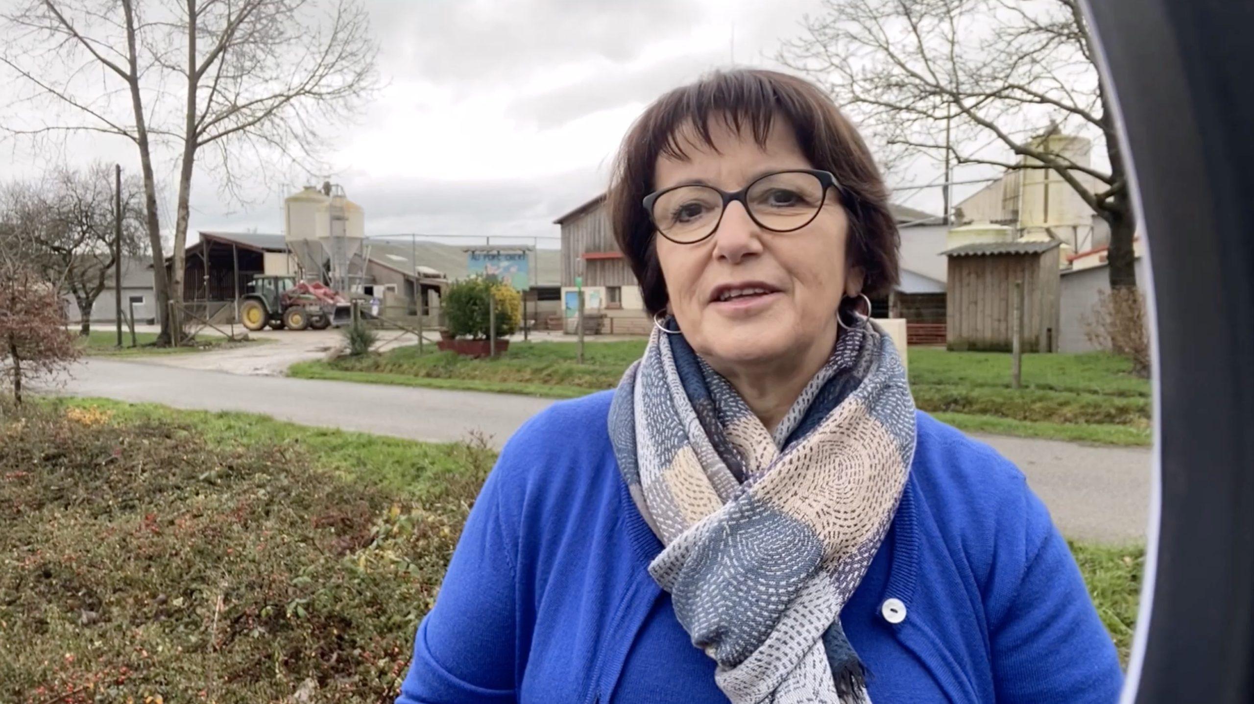 Voeux 2021 de Christiane Lambert, présidente de la FNSEA