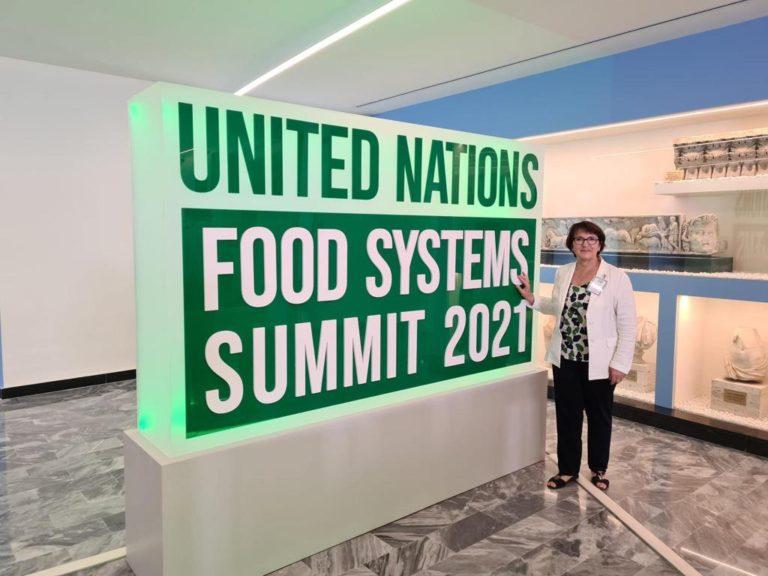 Pré-sommet des Nations Unies pour des systèmes alimentaires durables