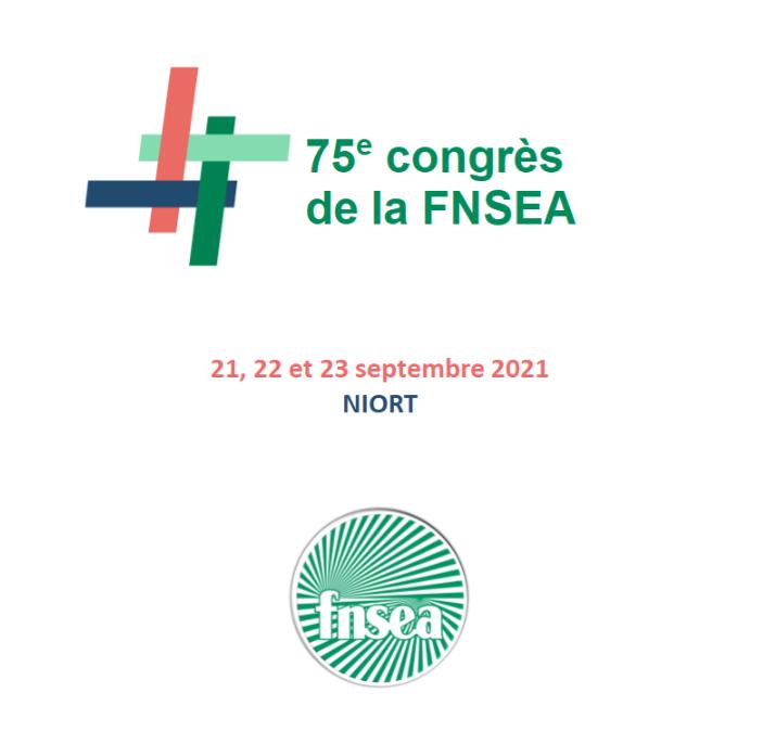75ème Congrès de la FNSEA